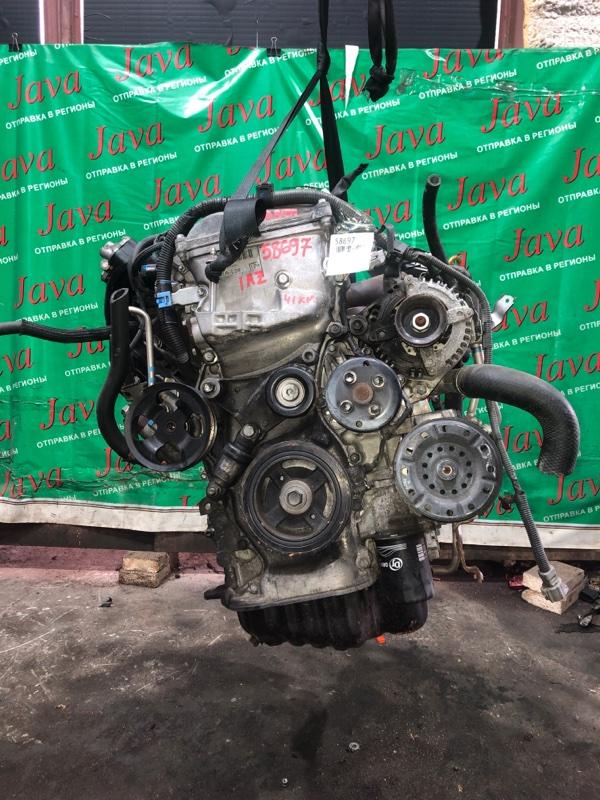 Двигатель Toyota Isis ANM10 1AZ-FSE 2007 (б/у) ПРОБЕГ-41000КМ. 2WD. +КОМП.  ПОД А/Т. СТАРТЕР В КОМПЛЕКТЕ.