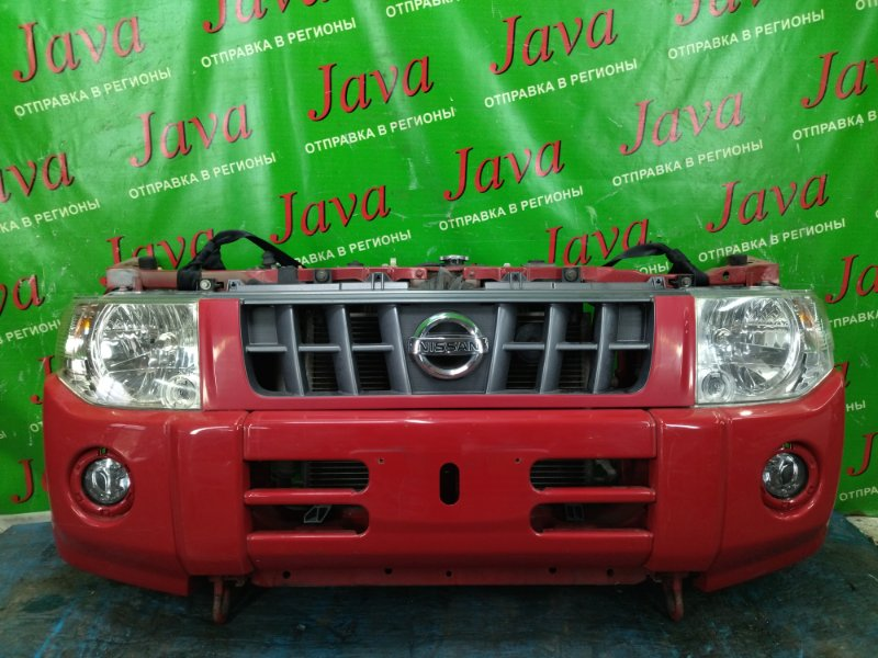 Ноускат Nissan Kix H59A 4A30 2008 передний (б/у) ГАЛОГЕН. ТУМАНКИ. ПОД А/Т.