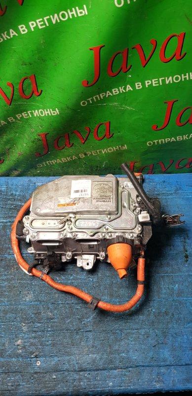 Инвертор Toyota Aqua NHP10 1NZ-FXE 2014 передний (б/у) G9200-52033
