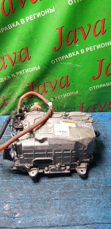 Инвертор Toyota Aqua NHP10 1NZ-FXE 2014 передний (б/у) G9200-52010