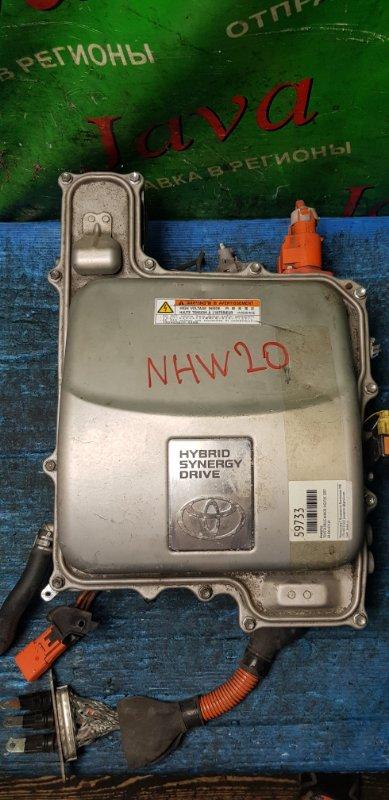 Инвертор Toyota Prius NHW20 1NZ-FXE 2007 (б/у) G9200-47120