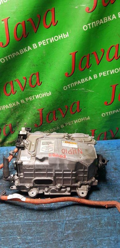Инвертор Toyota Aqua NHP10 1NZ-FXE 2014 передний (б/у) G9200-52031