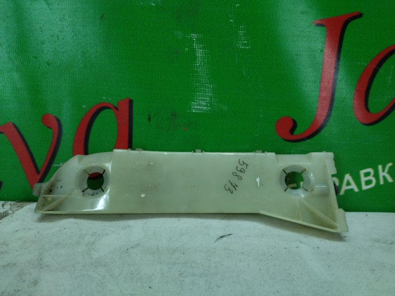 Крепление бампера Toyota Probox NCP52 1NZ-FNE 2011 заднее правое (б/у)