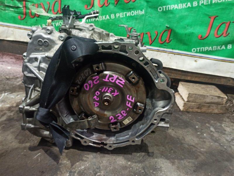 Акпп Toyota Allion ZRT260 2ZR-FE 2010 (б/у) K311-02A.2WD ПРОБЕГ 77000КМ.2010 ГОД.