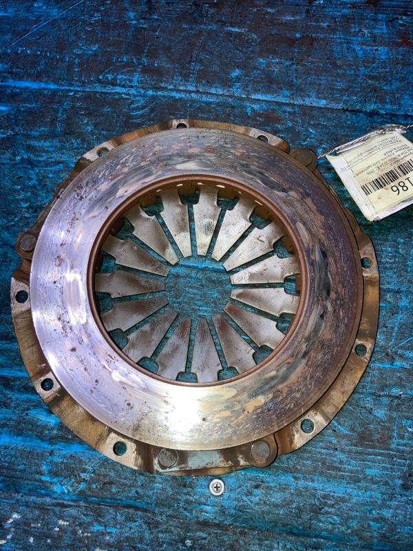 Маховик Mazda Bongo SD2A R2 1996 передний (б/у) Маховик. Корзина. Диск сцепления. + Болты. В сборе.