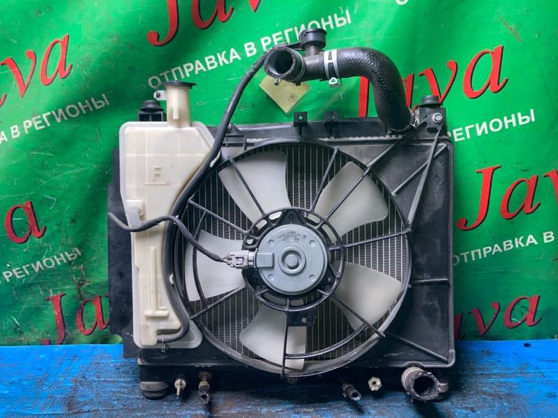 Радиатор основной Toyota Probox NCP51 1NZ-FE 2010 передний (б/у) A/T