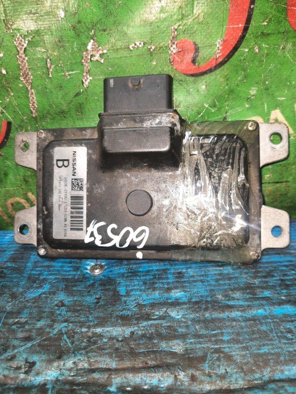 Блок управления акпп Nissan Serena C25 MR20DE 2008 (б/у) 31036-CY10C
