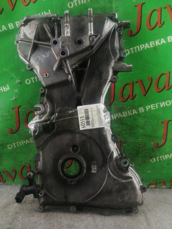Лобовина двс Mazda Mpv LW3W L3-DE 2005 (б/у)