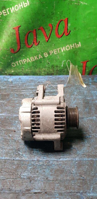 Генератор Toyota Passo KGC10 1KR-FE 2008 (б/у) 4 контакта.