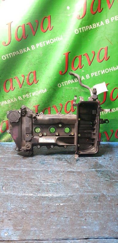Клапанная крышка Toyota Passo KGC10 1KR-FE 2008 (б/у)