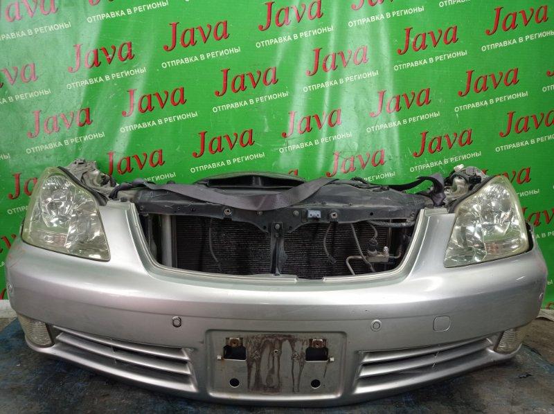 Ноускат Toyota Crown GRS182 3GR-FSE 2004 передний (б/у) КСЕНОН. ТУМАНКИ. СОНАРЫ. ПОД А/Т.
