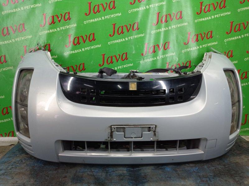 Ноускат Toyota Will Cypha NCP70 2NZ-FE 2003 передний (б/у) ГАЛОГЕН. ПОД А/Т.