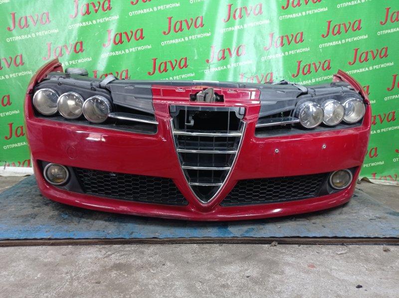 Ноускат Alfa Romeo 159 939 939A.000 2006 передний (б/у) ГАЛОГЕН. ZAR93900007072286