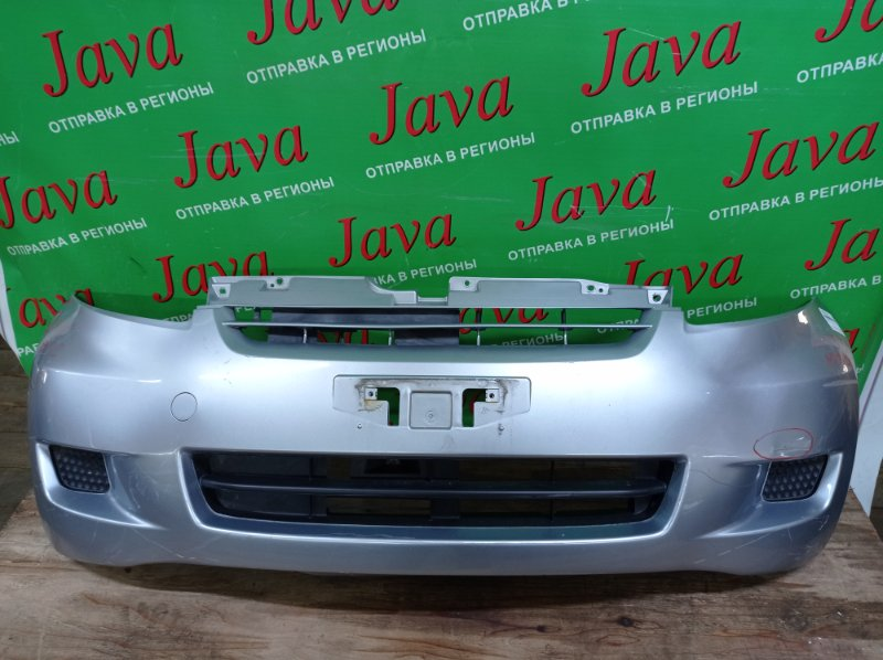Бампер Daihatsu Boon M300S 1KR-FE 2008 передний (б/у) 2-я МОДЕЛЬ. ПОТЕРТОСТИ.