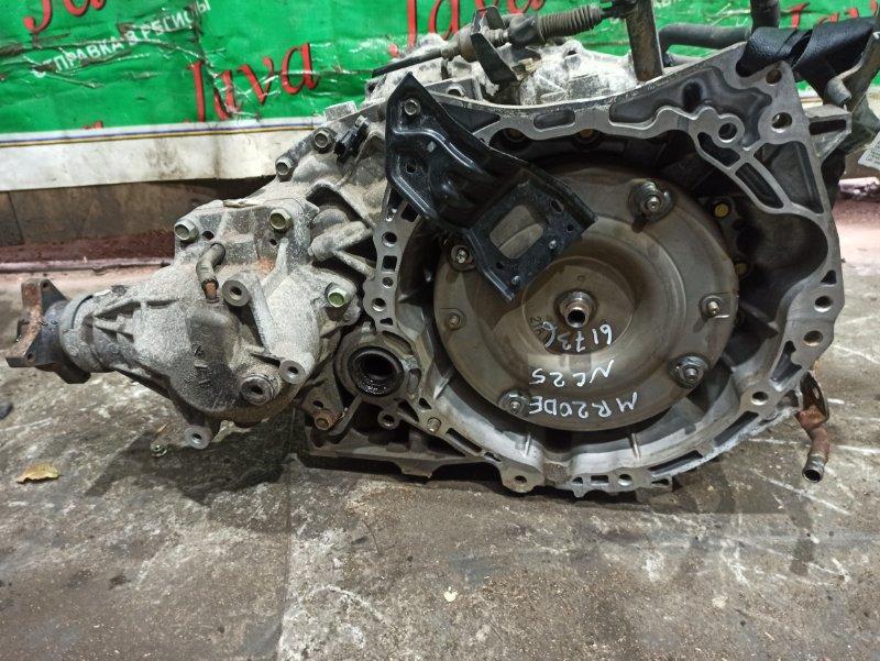 Акпп Nissan Serena NC25 MR20DE 2008 (б/у) RE0F10A-GB57. CVT. 4WD.ПРОБЕГ 87000 КМ.