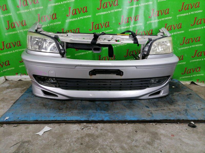Ноускат Subaru Traviq TA-XM220 Z22 2004 передний (б/у) ГАЛОГЕН. ТУМАНКИ, L ЛОМ. ГУБА. БЕЗ РАДИАТОРА. W0L0TGF753H018926