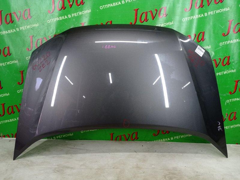 Капот Honda Insight ZE2 LDA 2011 передний (б/у) ПОТЕРТОСТИ. ТЫЧКА