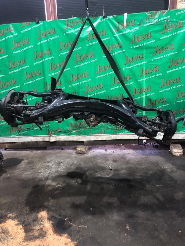 Балка Toyota Progres JCG10 1JZ-FSE 2004 задняя (б/у) 2WD. ABS. 43:11=3.909
