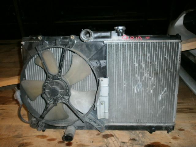 Радиатор основной Toyota Carib AE111