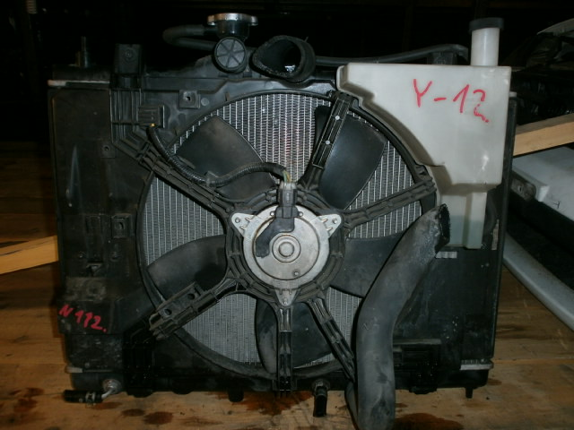 Радиатор основной Nissan Ad Y12