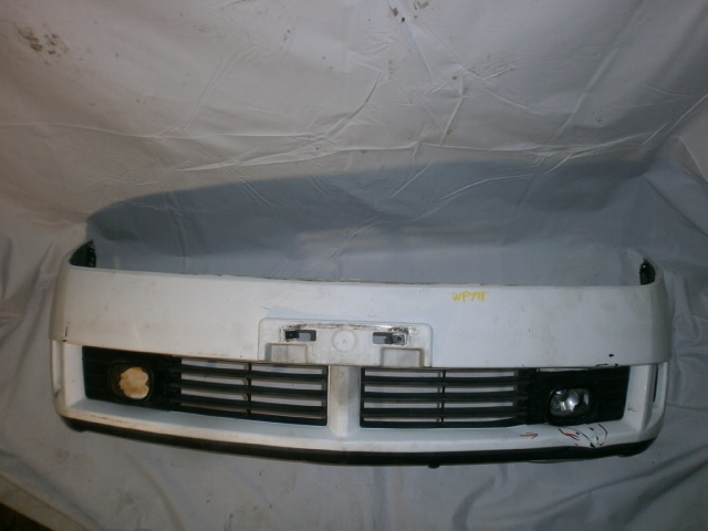 Бампер Nissan Ad Y11 передний