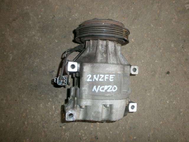 Насос кондиционера Toyota Funcargo NCP20 2NZ