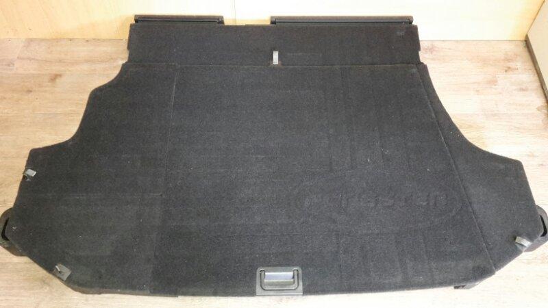 Пол багажника Subaru Forester SG5 EJ205 2004 задний