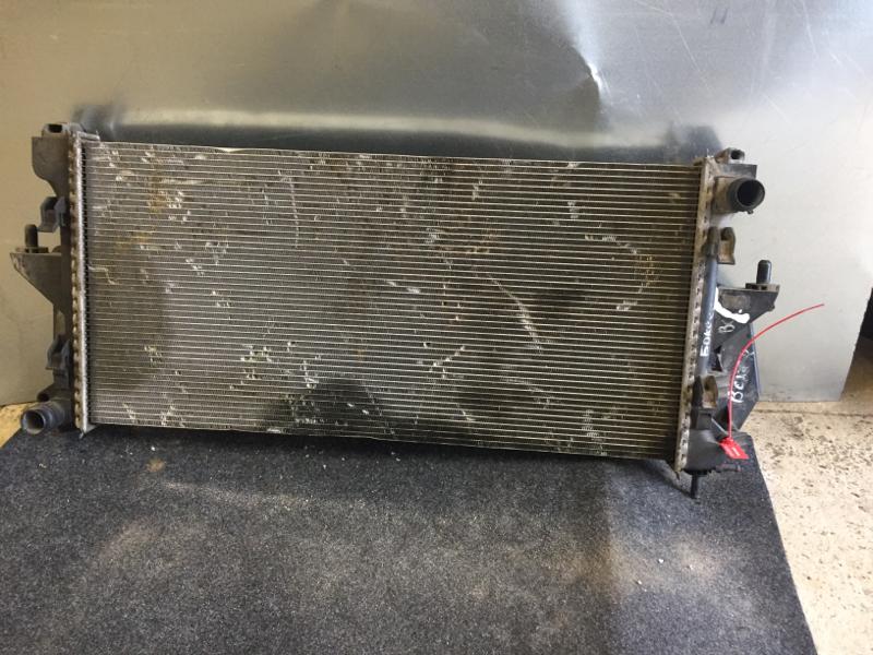 Радиатор охлаждения Peugeot Boxer СЕДАН 2.2 2012 (б/у)