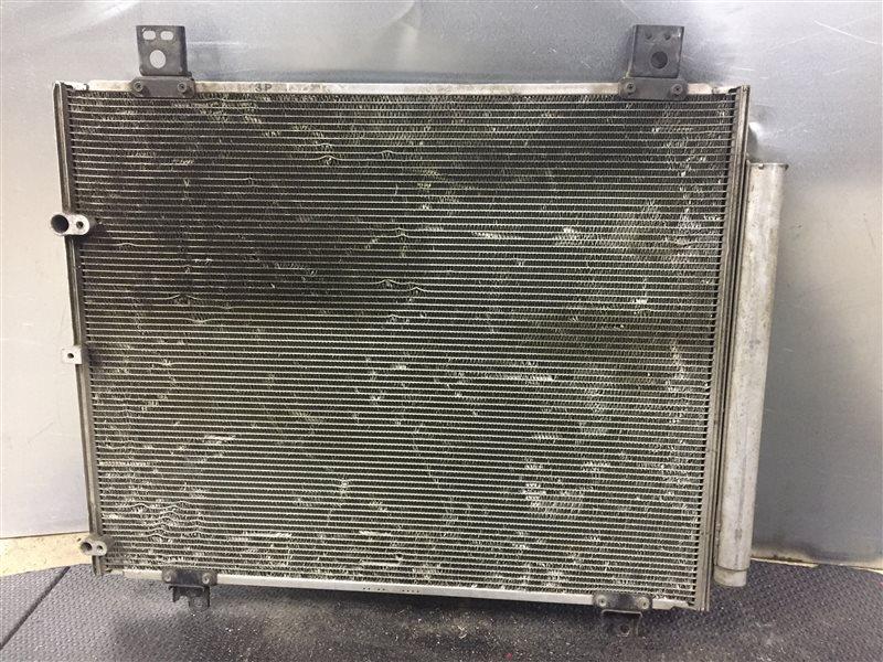 Радиатор кондиционера Toyota Land Cruiser Prado 150 ВНЕДОРОЖНИК 4.0 2012 (б/у)