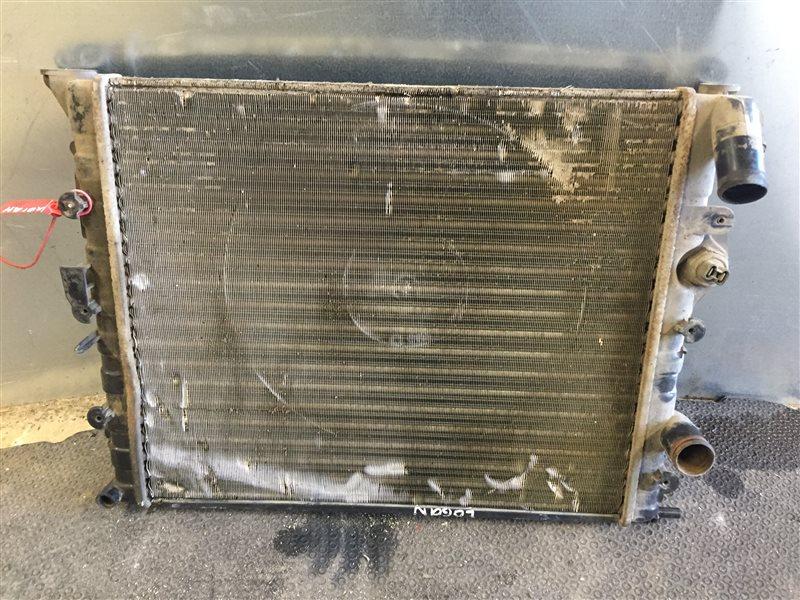Радиатор охлаждения Renault Logan СЕДАН 1.6 2007 (б/у)