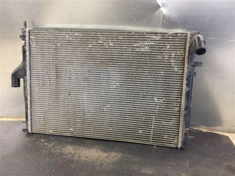Радиатор охлаждения Nissan Terrano КРОСОВЕР 2.0Л 2015 (б/у)