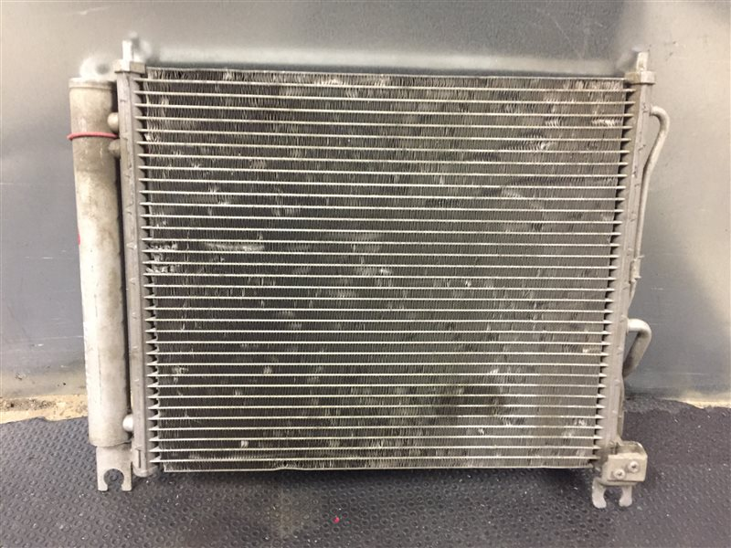 Радиатор кондиционера Kia Picanto ХЕТЧБЕК 1.0 2008 (б/у)