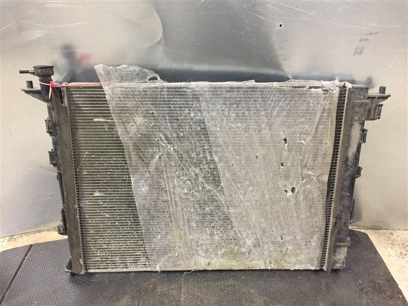 Радиатор охлаждения Hyundai Ix35 КРОССОВЕР 2.0 2011 (б/у)
