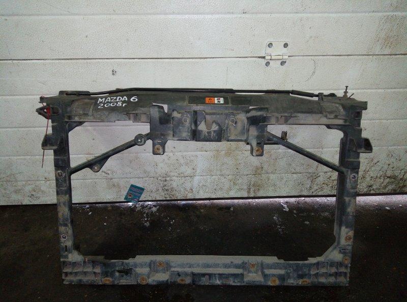Телевизор (суппорт радиаторов) Mazda 6 Gh СЕДАН 1.8 2008 (б/у)
