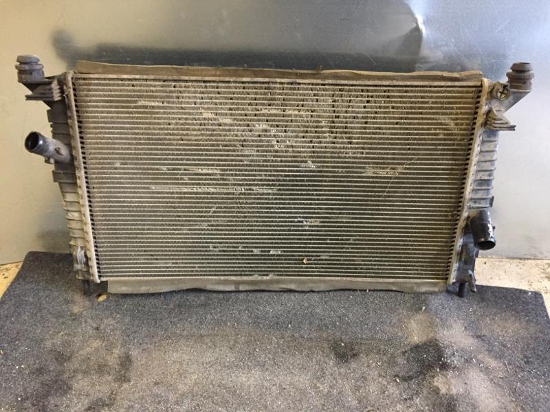 Радиатор охлаждения Ford C-Max ХЕТЧБЕК 1.8 2008 (б/у)