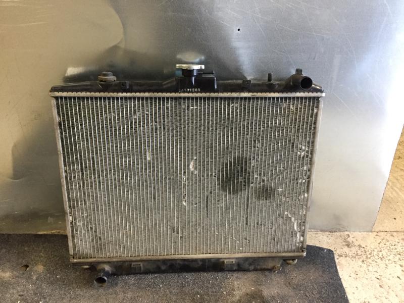 Радиатор охлаждения Great Wall Hover H5 ВНЕДОРОЖНИК 2.0 2012 (б/у)