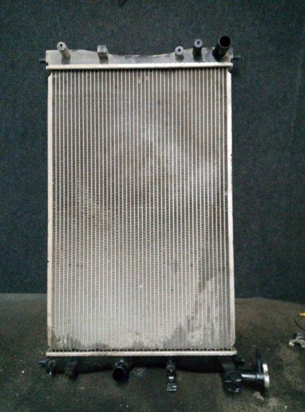 Радиатор охлаждения Mitsubishi Colt ХЕТЧБЕК 1.3 РОБОТ 2008 (б/у)