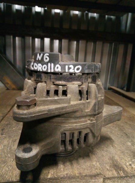 Генератор Toyota Corolla 120 2005 (б/у)