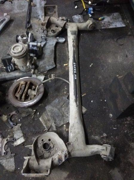 Балка подвески задняя Hyundai Verna 1.4 2008 (б/у)