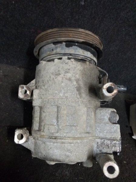 Компрессор кондиционера Hyundai Verna 1.4 2008 (б/у)