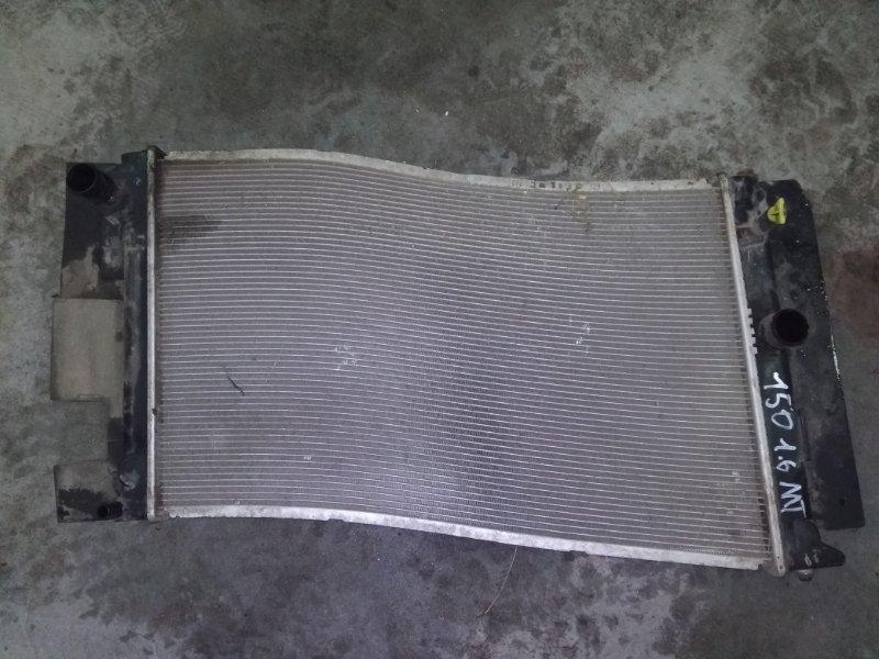 Радиатор охлаждения Toyota Corolla 150 СЕДАН 1.6 2010 (б/у)