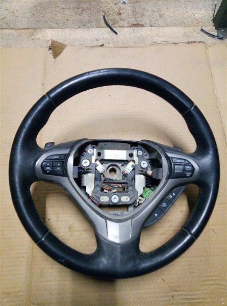 Руль Honda Accord 8 2012 (б/у)