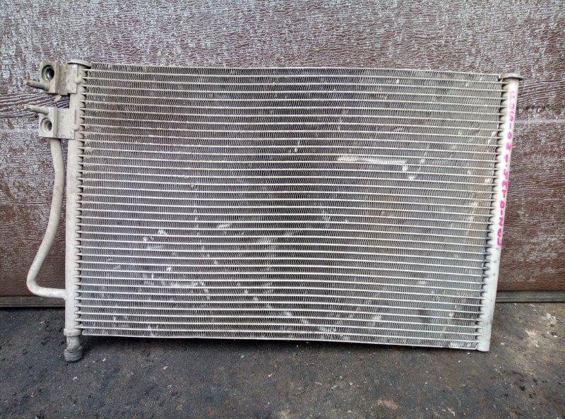 Радиатор кондиционера Ford Fusion ХЕТЧБЕК 1.4 МТ ДИЗЕЛЬ 2008 (б/у)