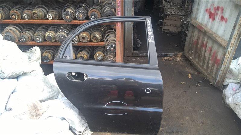 Дверь Chevrolet Lanos СЕДАН 1 2008 задняя правая (б/у)