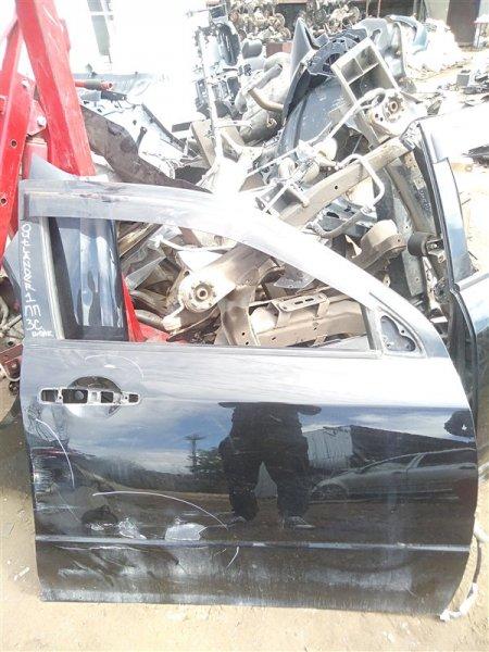 Дверь Mitsubishi Outlander 1 ВНЕДОРОЖНИК 2.4 2005 передняя правая (б/у)