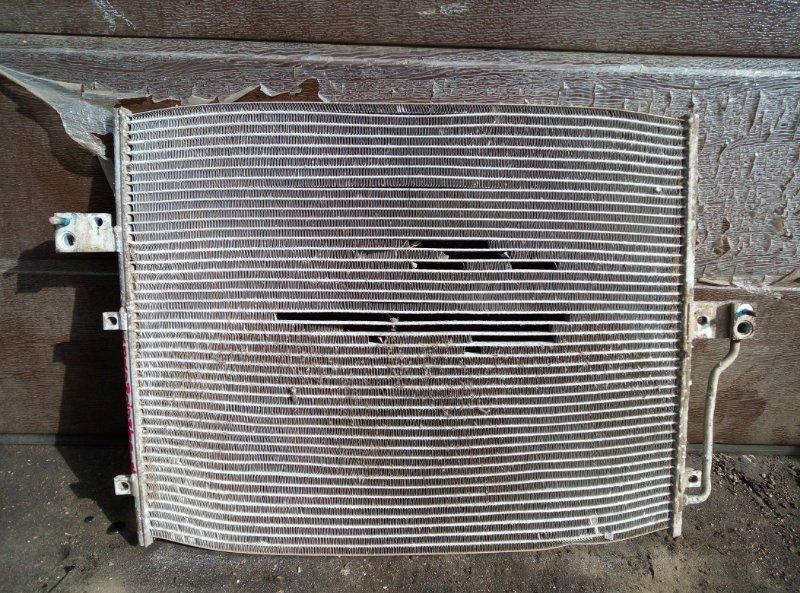 Радиатор кондиционера Ssang Yong Kyron ВНЕДОРОЖНИК 2.0 ДИЗЕЛЬ 2007 (б/у)
