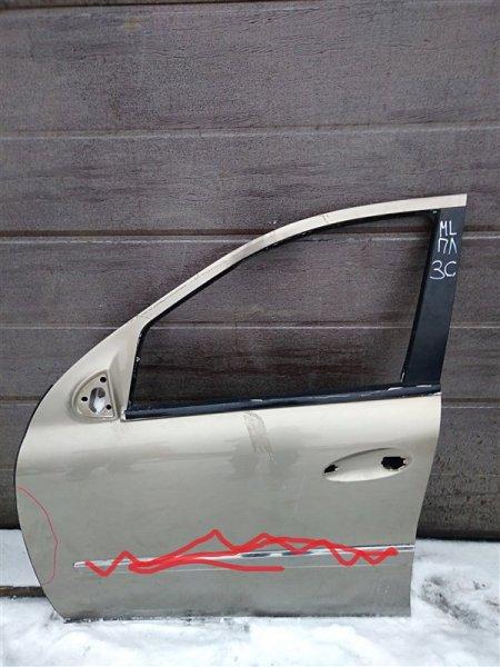 Дверь Mercedes Benz M-Class ВНЕДОРОЖНИК 2005 передняя левая (б/у)