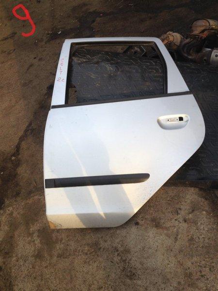 Дверь Mitsubishi Colt ХЕТЧБЕК 2008 задняя левая (б/у)