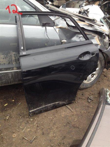 Дверь Lexus Rx КРОССОВЕР 2012 задняя левая (б/у)