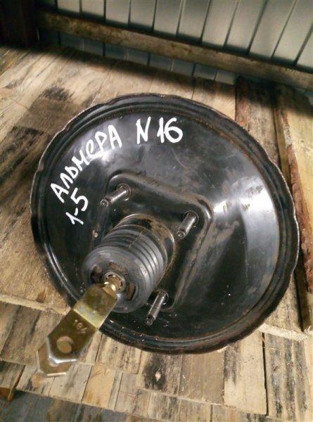 Вакуумный усилитель тормозов (вут) Nissan Almera N16 1.5 2006 (б/у)